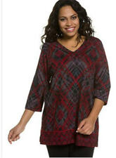 Camisas y tops de mujer multicolor de 100% algodón talla XL