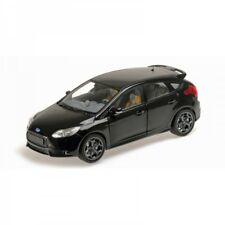 MINICHAMPS 110082000 Ford Focus St 2011 Black Metallic Modellino