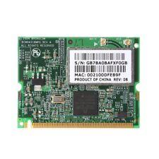 For HP Broadcom 54G MaxPerformance 802.11g BCM94318 Mini-PCI Wifi Wirelss Card