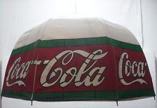 Coca-Cola - LAMPADARIO A OMBRELLO IN COTONE NUOVO