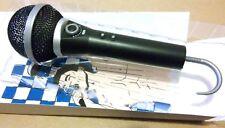 RARE DESIGN NEW NIB - KARASOAKY DIGITAL MICROPHONE SHAPE SHOWER RADIO 21772