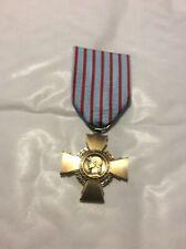 Médaille de la croix du combattant