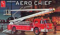 AMT American LaFrance Aero Chief Fire Truck 1:25 Scale Model Kit 980