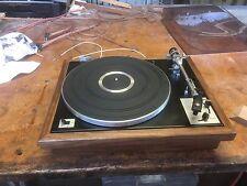Pioneer PL A25 Turntable W/Custom Walnut Case