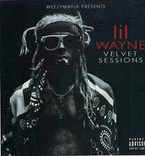 "LIL WAYNE-  ""VELVET SESSIONS""  OFFICIAL MIX CD.. NOV/DEC..2018"