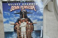 DOWN PERISCOPE with Kelsey Grammer - Widescreen Edition - LaserDisc - FREE POST