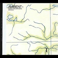 Brian Eno, Ambient 1: Music for Airports, Excellent Original recording remastere