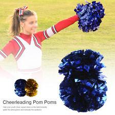 Cheerleading Pompoms Cheerleader Flower Ball Aerobic Dance Part for Sports Cheer