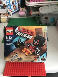 Lego The Lego Movie 70817 Batman & Super Angry Kitty Attack - New And Sealed