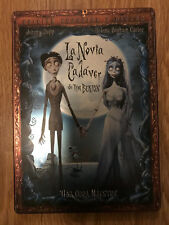 La Novia Cadaver DVD Steelbook descatalogada