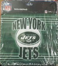 New York Jets Team MOUSEPAD OFFICIALLY LICENSED NFL TEAM MOUSEPAD BRAND NEW