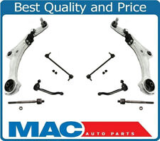 Frt Lower Control Arm Bushings Ball Joint Tie Rods Sway For Nissan Maxima 09-14