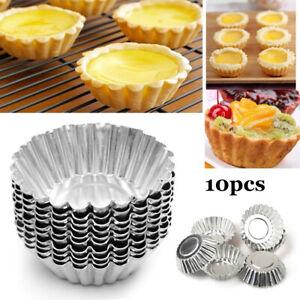 Shape Cupcake Kitchen Cookie Cutter Egg Tart Mold Cake Mold Bakeware Baking Cup