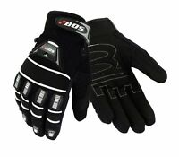 Gants de moto, gants en cuir Vintage, gants d'été, taille S-2XL