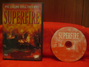 DVD - SUPERFIRE (EAGLE PICTURES) 2001 Ling:Ita/Eng