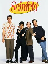 "Seinfeld Tv Show 24 x 36"" Poster"