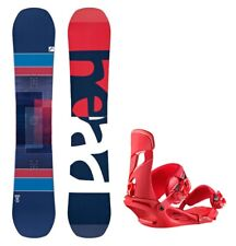 Head Daymaker Wide Snowboard with Matching Nx One Bindings New 159 or 162