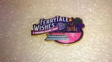 Disney Pin Ferrytale Wishes Fireworks Desert Cruise issued to paid passangers