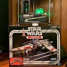 Star Wars VINTAGE COLLECTION Luke Skywalker X-WING FIGHTER - Brand New IN STOCK
