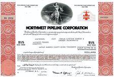 Northwest Pipeline Corporation, 1982, 9 1/2% Debenture due 1998 (487.000 $) !