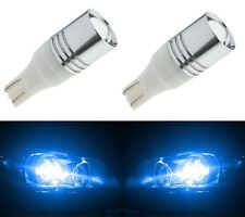 LED Light 5W 921 Blue 10000K Two Bulbs Back Up Reverse Replacement Upgrade OE