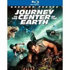 Journey to the Center of the Earth (Blu-ray Disc, 2008) NEW
