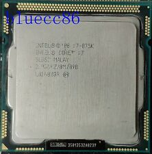 Intel Core i7-875K 2.93GHz LGA 1156 SLBS2 8M Cache 4-Core CPU Processor