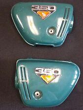 1971-1973 Honda CB 350K3-K5 Side Covers Emblems 17331-317-670