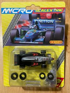 MICRO SCALEXTRIC G2005 MCLAREN F1  - BRAND NEW - RARE BLISTER PACK