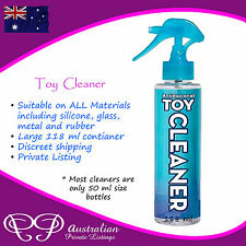 LARGE AntiBacterial Toy Cleaner Spray for Adult Massager & Vibrators - free post