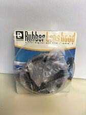 LinkDelight Rubber Lens Hood For Digital and Film Camera 52mm  NEW