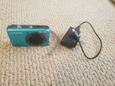 Samsung SL202 10MP 480P BLUE Digital Camera, with cable, GREAT DEAL!