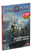 God of War (2018) --- Prima Official Guide von Prima Games
