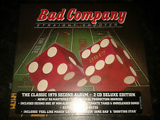 Bad Company - Straight Shooter (2015)  Deluxe 2CD  NEW/SEALED