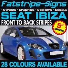 SEAT IBIZA STRIPES GRAPHICS STICKERS DECALS SPORT CUPRA R FR GTI TDI 1.4 1.6 2.0