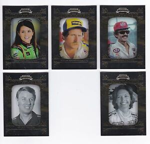 2012 Legends TRAILBLAZERS #TB1 Richard Petty BV$15! EXTREMELY SHORT-PRINTED!!