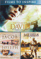 The Story Of David / The Story Of Jacob and Jo New DVD