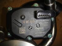 Original Audi Seat Skoda VW AGR-Ventil + Kühler 04L131512BG 04L131501M gebraucht