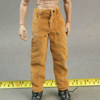 "1/6 Scale Hot Corduroy Pants For 12"" Action Figure Dolls Toys"