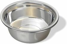 NEW VanNess STAINLESS STEEL Cat Dish/small dog 32 Ounce FOOD&WATER  MEDIIAM