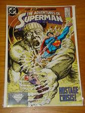 SUPERMAN #443 VOL 1 DC COMICS NEAR MINT CONDITION AUGUST 1988