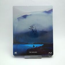 The Wailing .Blu-ray Steelbook 1/4 Quarter Slip Edition