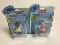 Webkinz Ballerina Husky Dog & Pop Groovin Gorilla Series 2 Ganz w/Codes