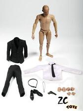 """zctoys 1/6 Jason Statham The Transporter 12"""" action figure in stock"""