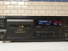 Sony K 790 ES Tapedeck, Kassettenrecorder