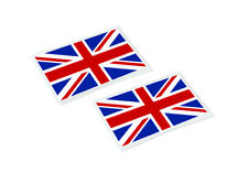UNION JACK Classic Retro Car Motorcycle Decals Stickers