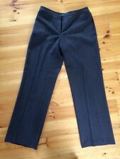 Table Eight grey stripe pants Size 12 GUC