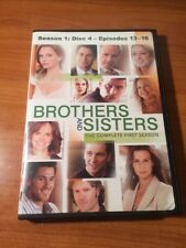 Brothers and Sisters Season 1 Disc 4 Episodes 13-16 (DVD) ...208