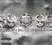 Full Clip-A Decade Of Gang Sta - 2 DISC SET - Gang Starr (1999, CD NUEVO)