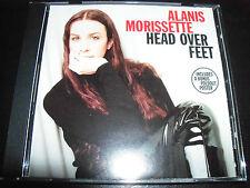 Alanis Morrissette Head Over Feet Australian Poster Pack CD Single